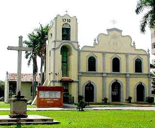 Warisan Sejarah di Melaka